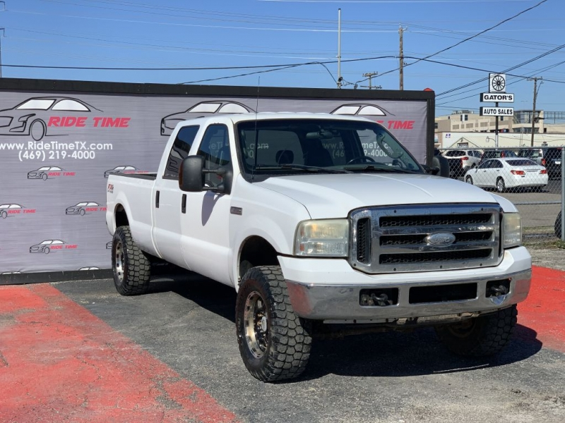 FORD F350 2007 price $10,999