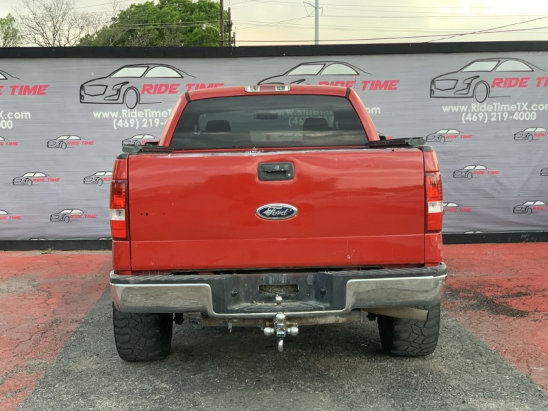 FORD F150 2004 price $5,499