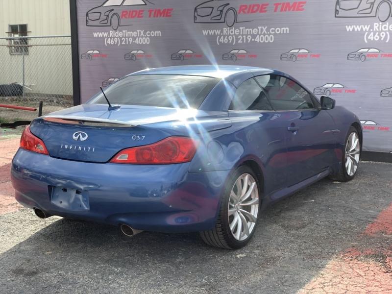 INFINITI G37 2010 price $8,999