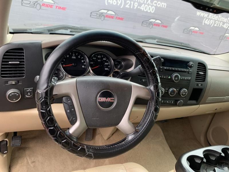 GMC SIERRA 2012 price $13,999