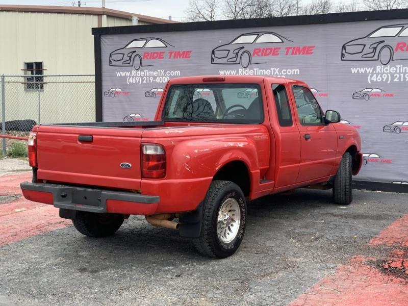 FORD RANGER 2003 price $5,499