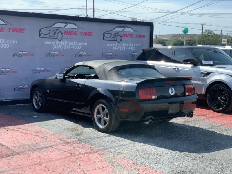 FORD MUSTANG 2006 price $6,999