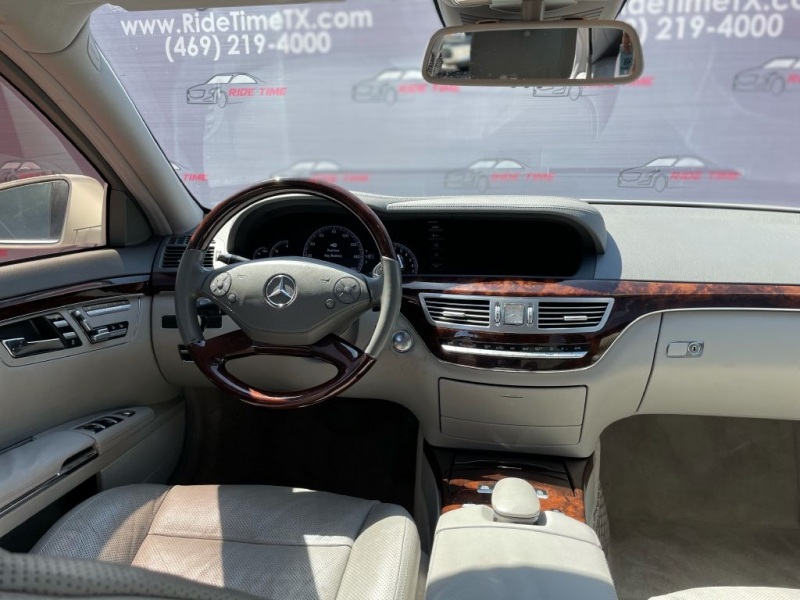 MERCEDES-BENZ S-CLASS 2013 price $18,999