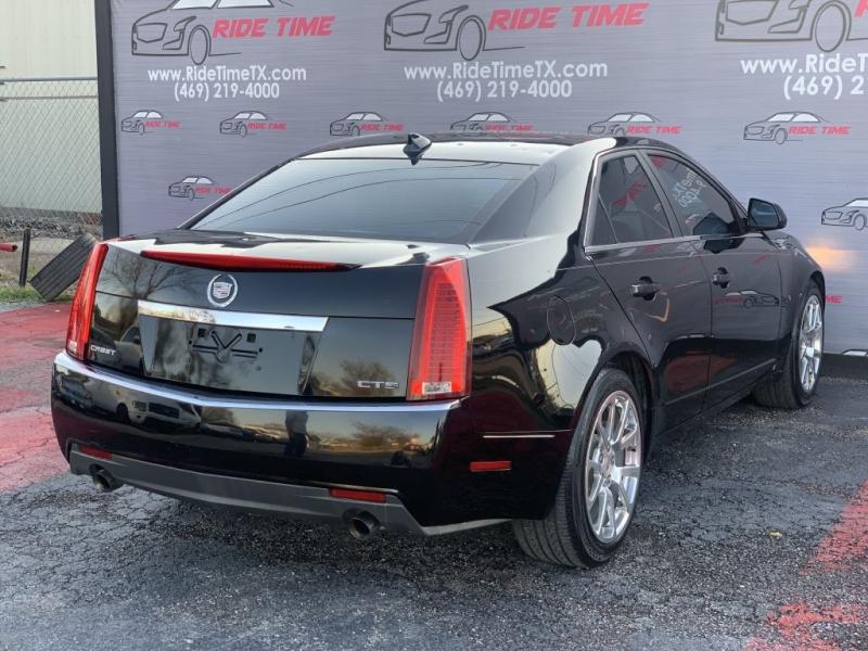 CADILLAC CTS 2009 price $7,599
