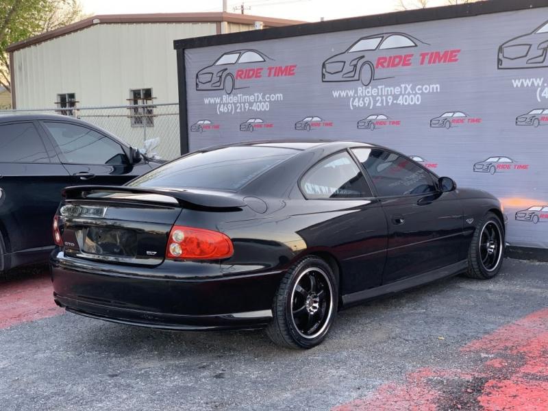 PONTIAC GTO 2004 price $7,999