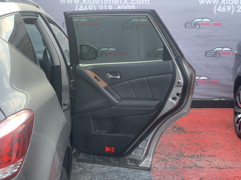 NISSAN MURANO 2012 price $6,999