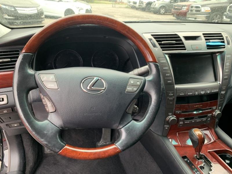 LEXUS LS 2007 price $8,999