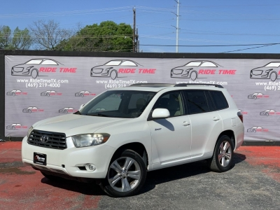 Used Toyota Highlander Garland Tx