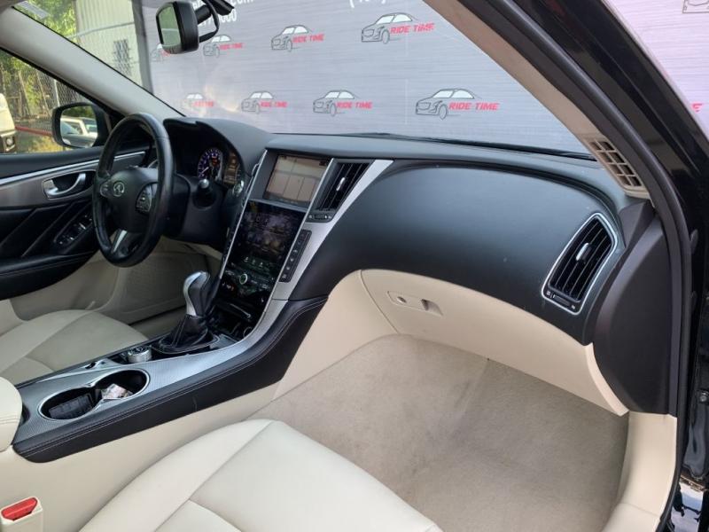 INFINITI Q50 2015 price $14,999