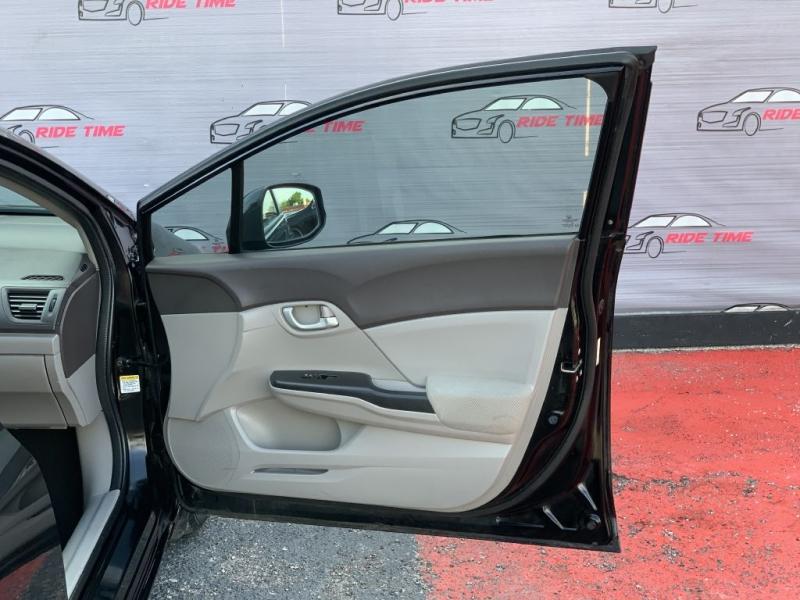 HONDA CIVIC 2012 price $7,999