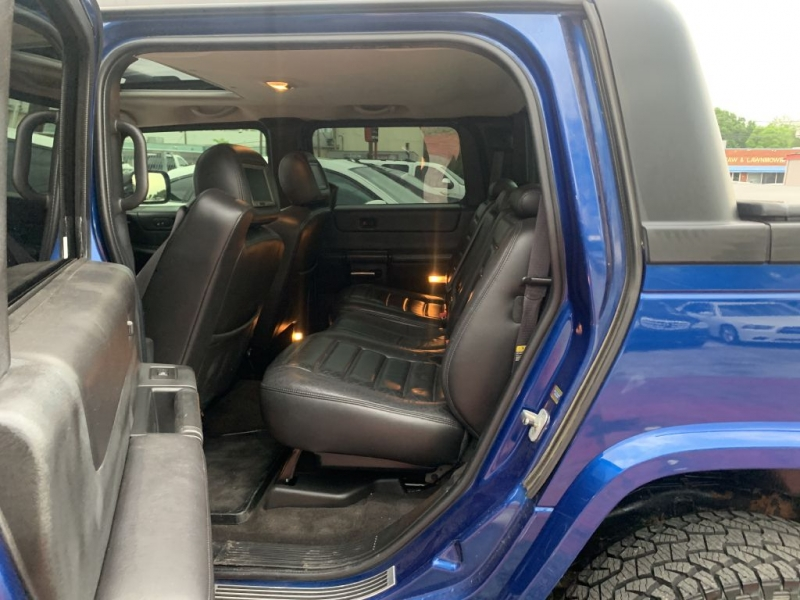 HUMMER H2 SUT 2006 price $26,999