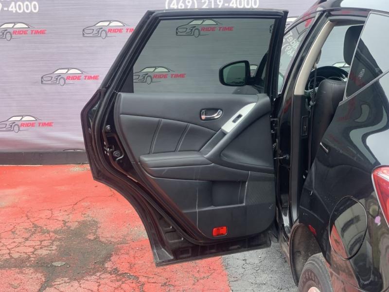 NISSAN MURANO 2012 price $7,499