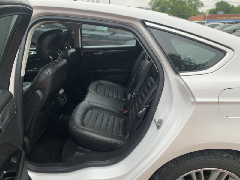 FORD FUSION 2014 price $11,288