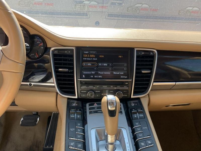 PORSCHE PANAMERA 2012 price $23,999