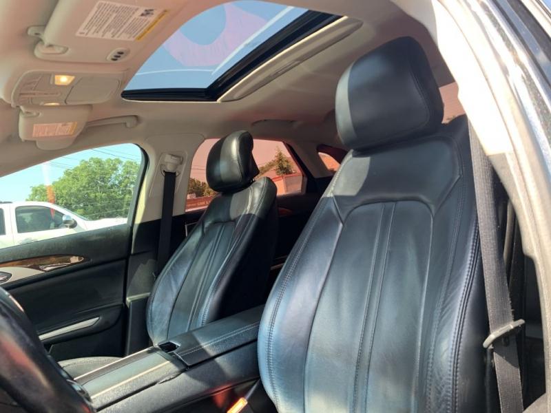 LINCOLN MKZ 2015 price $11,999