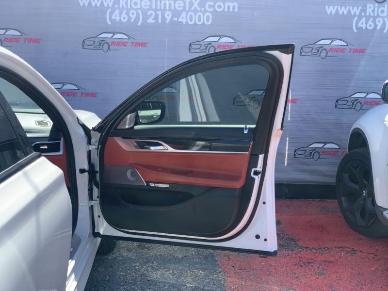 BMW 750 2016 price $34,999