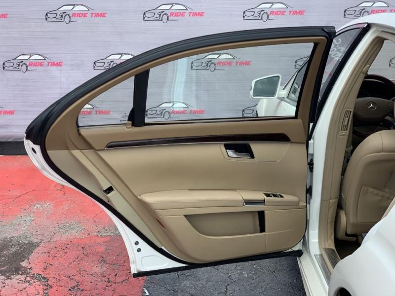 MERCEDES-BENZ S-CLASS 2012 price $17,999