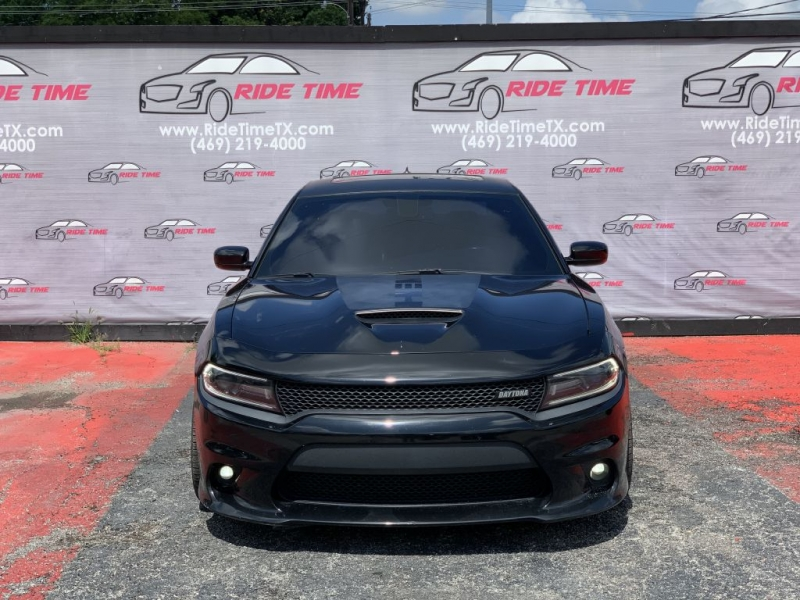 DODGE CHARGER 2018 price $37,999