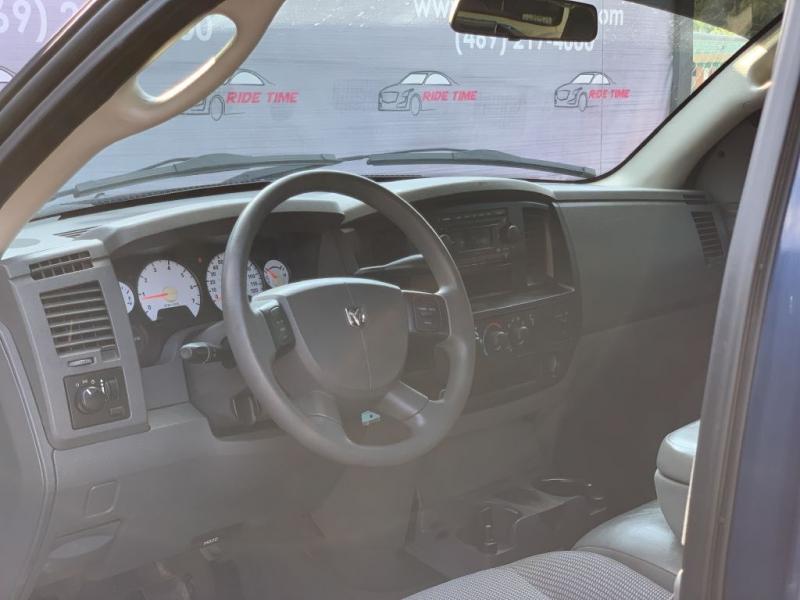DODGE RAM 1500 2007 price $7,488