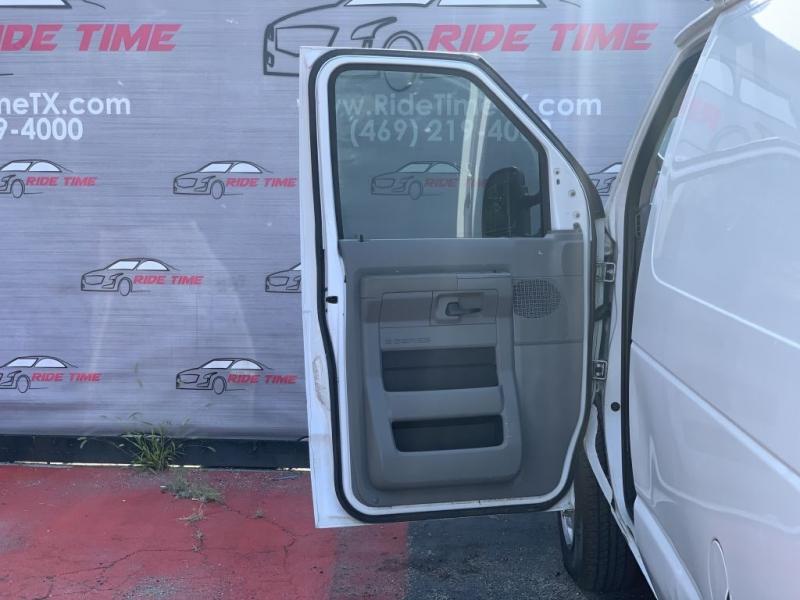 FORD ECONOLINE 2011 price $12,999