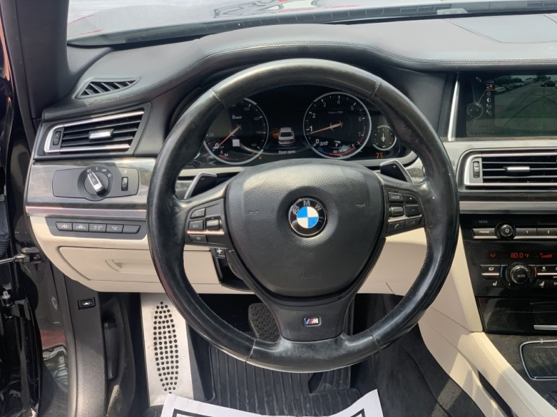 BMW 750 2014 price $19,999