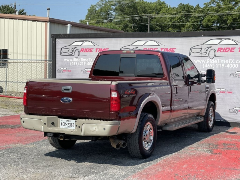 FORD F250 2009 price $16,999