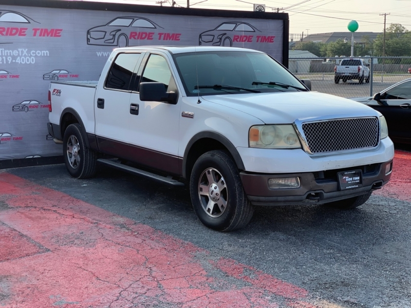 FORD F150 2004 price $6,499