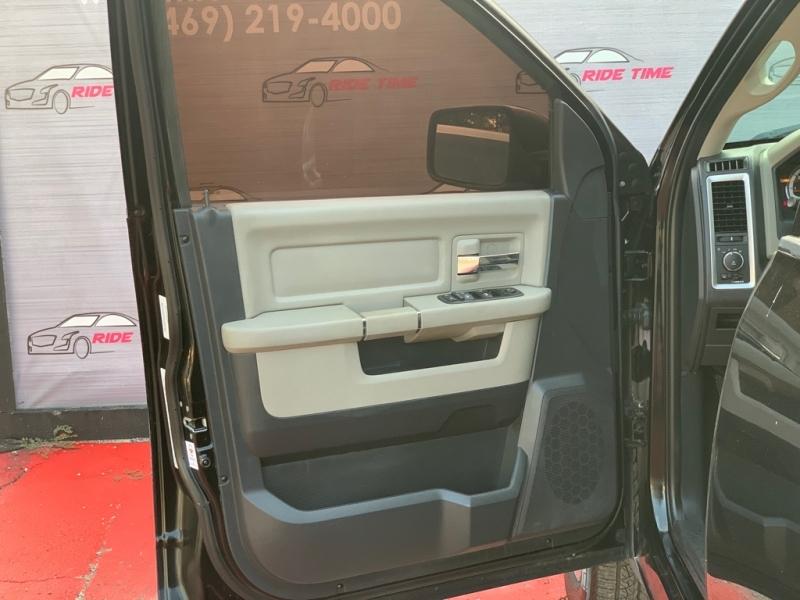 DODGE RAM 1500 2012 price $11,899