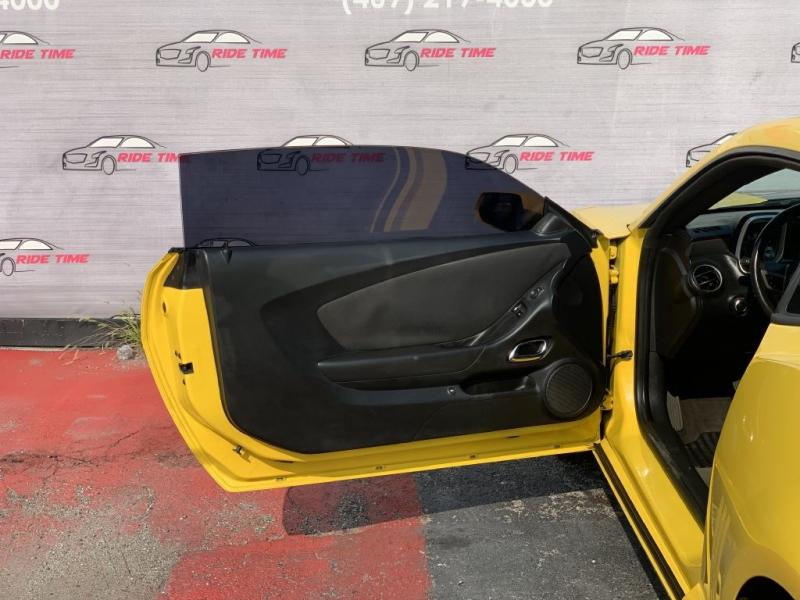 CHEVROLET CAMARO 2011 price $10,999