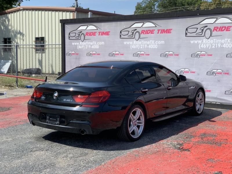 BMW 640 2014 price $21,499