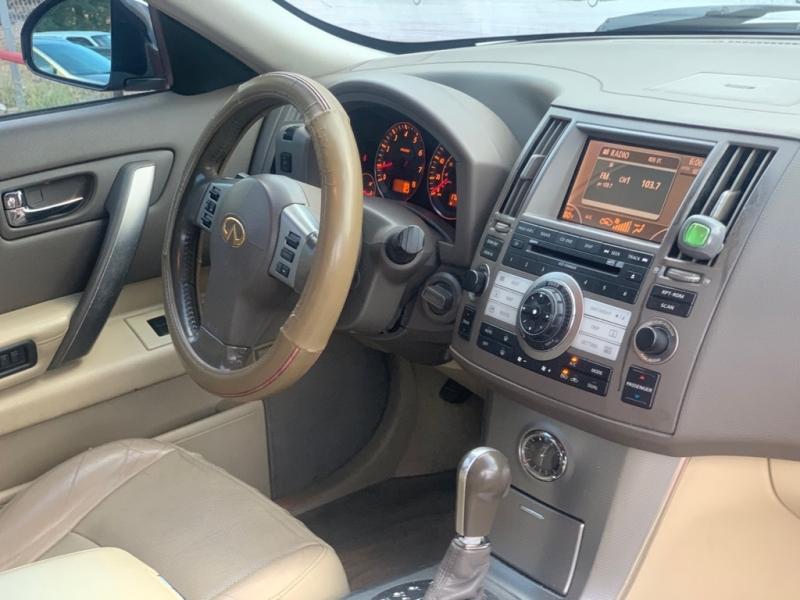 INFINITI FX35 2007 price $6,999