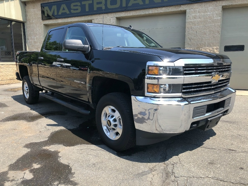 Chevrolet Silverado 2500HD Built After Aug 14 2015 price $28,500