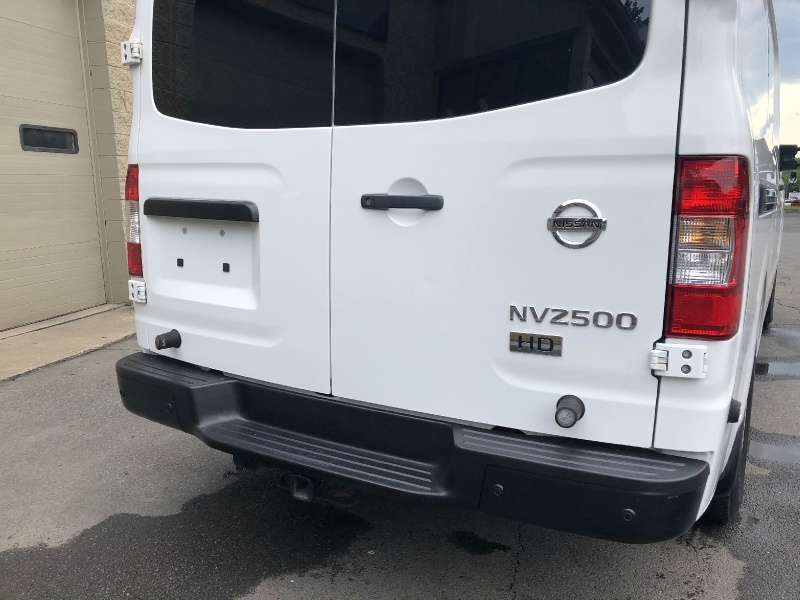 Nissan NV 2015 price $18,900