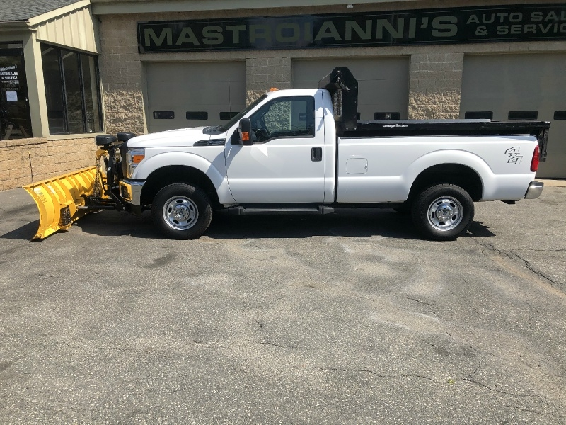 Ford Super Duty F-250 SRW 2016 price $34,000