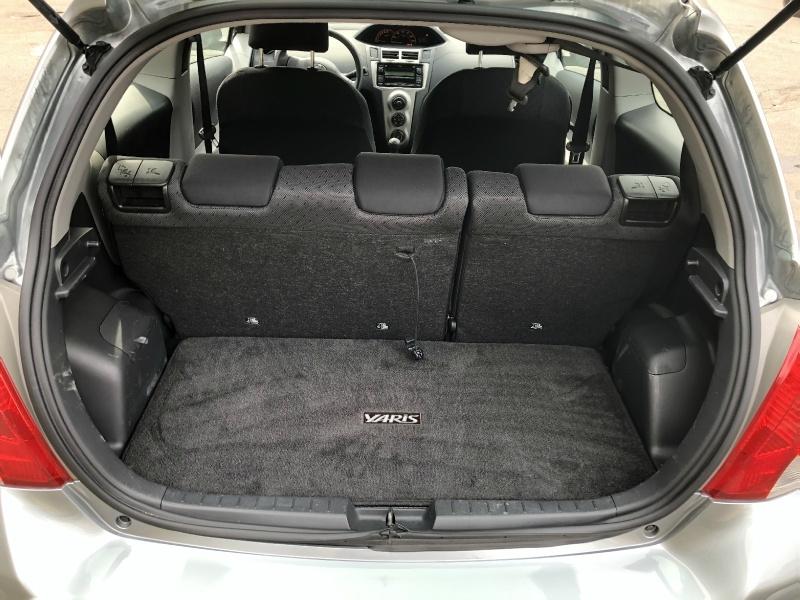 Toyota Yaris 2010 price $7,400