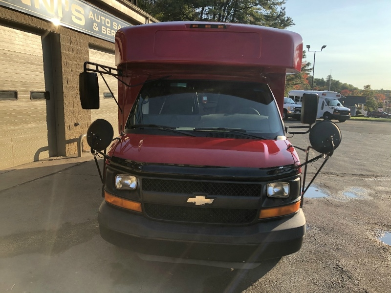 Chevrolet Express Commercial Cutaway 2008 price $12,900