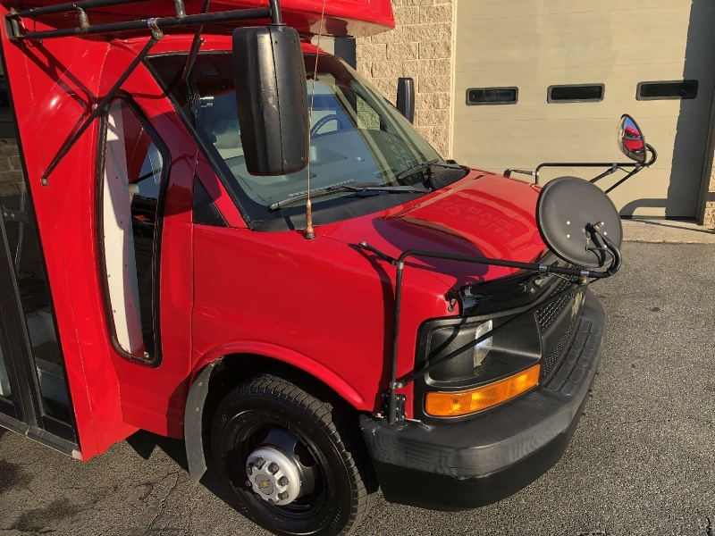 Chevrolet Express Commercial Cutaway 2008 price $12,500