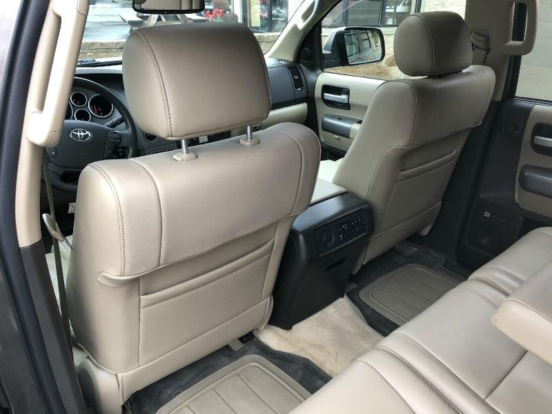 Toyota Sequoia 2011 price $27,900