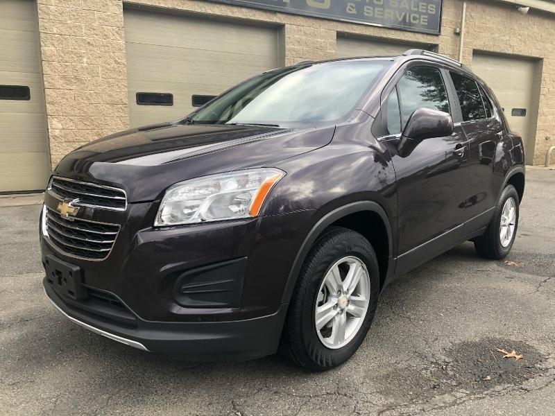 Chevrolet Trax 2016 price $15,900