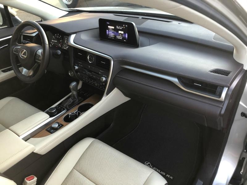 Lexus RX 350 2016 price $32,500