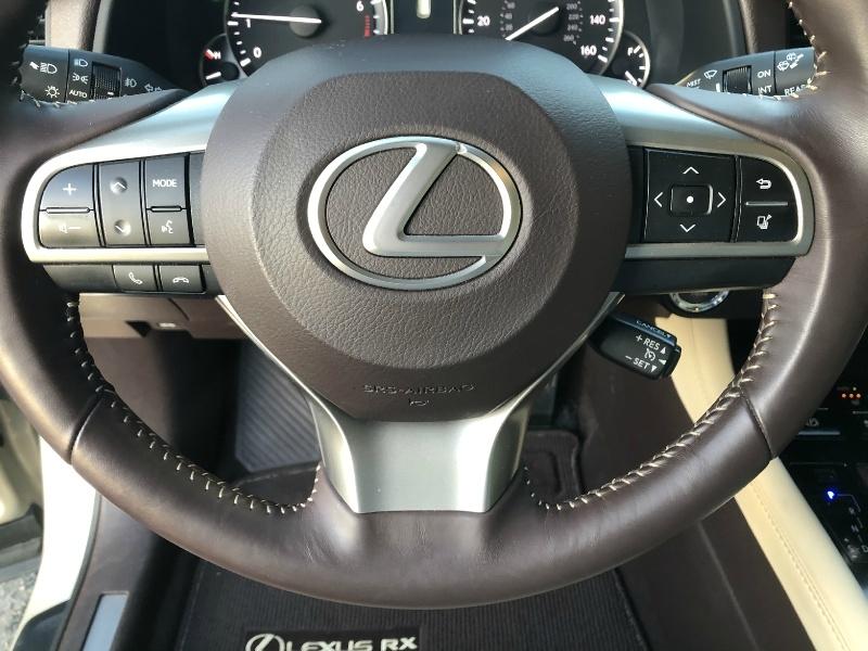 Lexus RX 350 2016 price $32,900