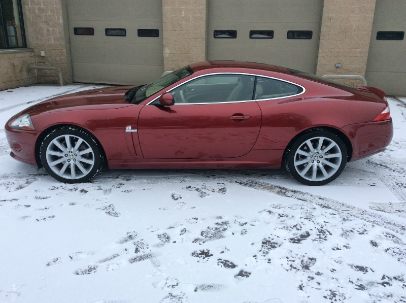 Jaguar XK 2008 price $15,900