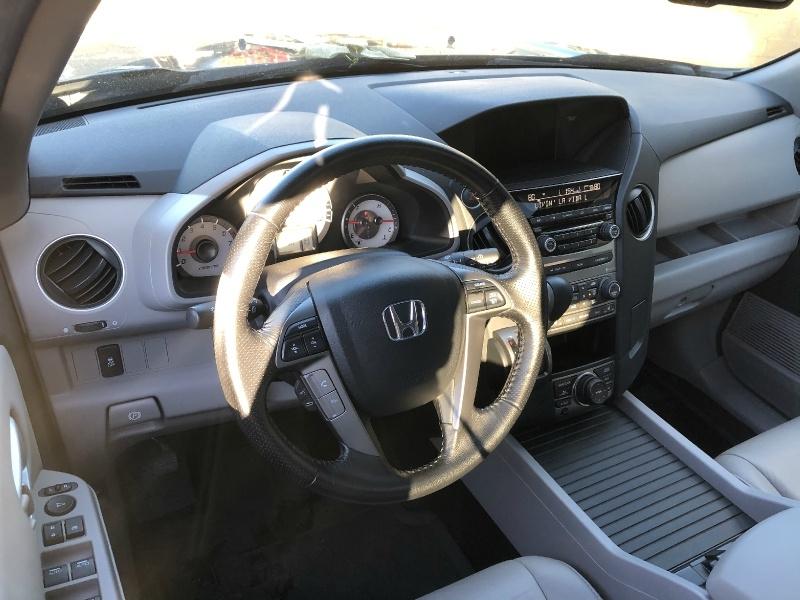 Honda Pilot 2012 price $14,900