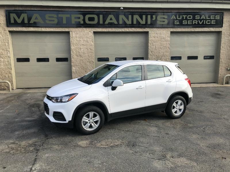 Chevrolet Trax 2018 price