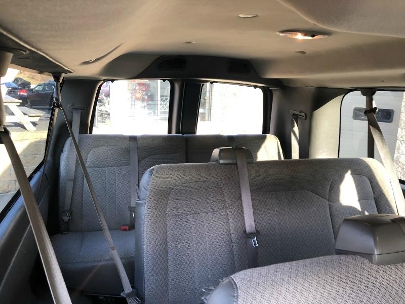 GMC Savana Passenger 2012 price $15,000