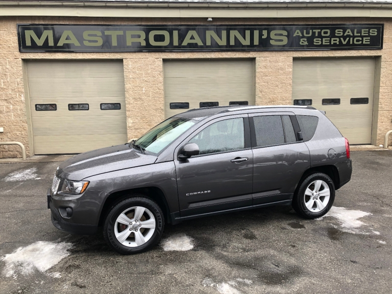 Jeep Compass 2015 price $14,000