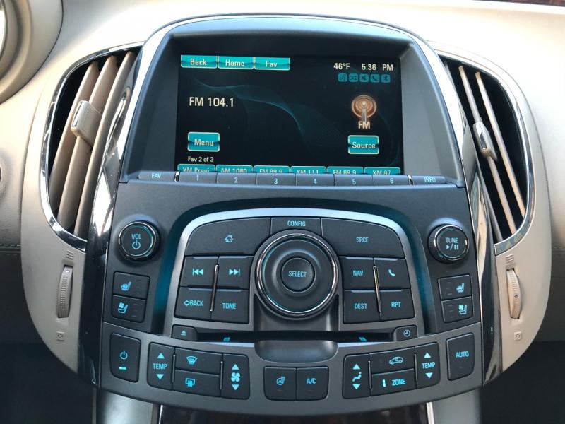 Buick LaCrosse 2013 price $0