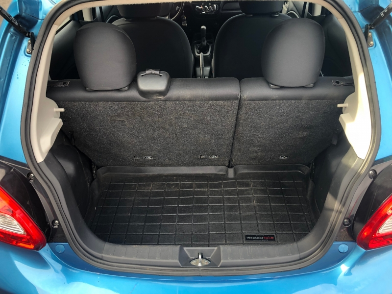 Mitsubishi Mirage 2017 price $8,500