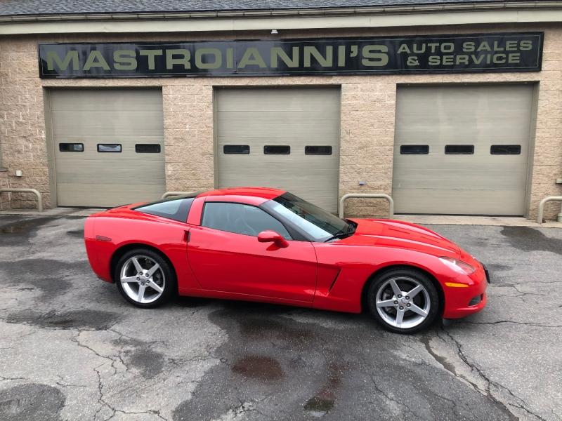 Chevrolet Corvette 2005 price $26,500
