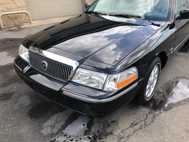 Mercury Grand Marquis 2003 price $10,500
